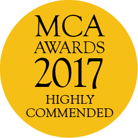 MCA Awards Finalist logo